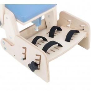 Подножка с 2-точечными ремнями для кресла Akcesmed Кидо Home Kdh_616