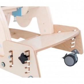 Платформа на колесах с подножкой для кресла Akcesmed Кидо Home Kdh_620