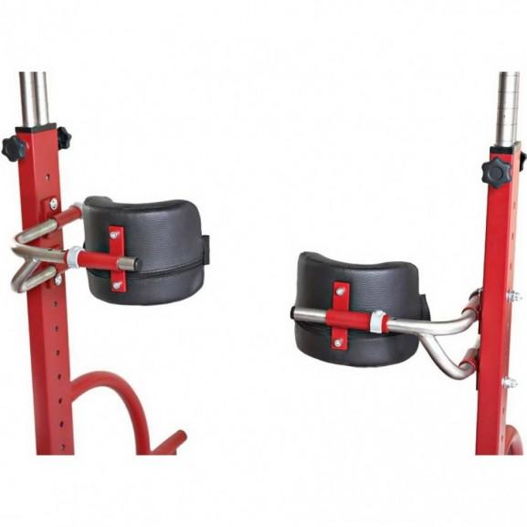 Регулируемые стабилизаторы колен для вертикализатора Akcesmed Парамобиль Pml_111