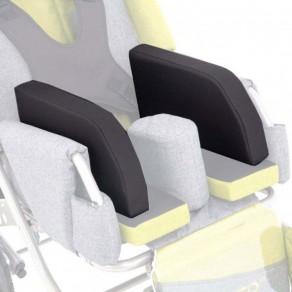 Подушки сужающие сидение шир. 10см для колясок Akcesmed Рейсер Rcr_137