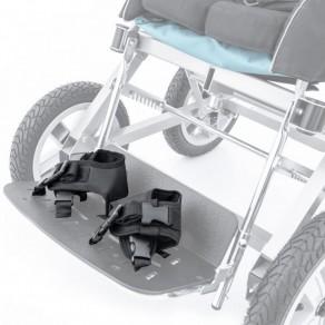 5- точечные ремни закрепляющие ступню для коляски Akcesmed Рейсер Нова Nva_147