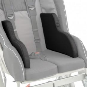 Подушки сужающие сидение шир. 6 см для коляски Akcesmed Рейсер Нова Nva_134