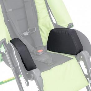 Подушки сужающие сидение шир. 10 см для коляски Akcesmed Рейсер Улисес Ule_137