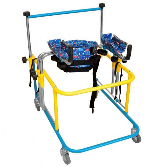 Опоры-ходунки ортопедические для детей больных ДЦП Мега-Оптим FS 966 Lh