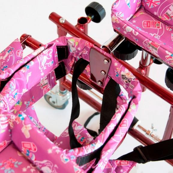 Опоры-ходунки ортопедические для детей больных ДЦП Мега-Оптим FS 966 Lh - фото №10