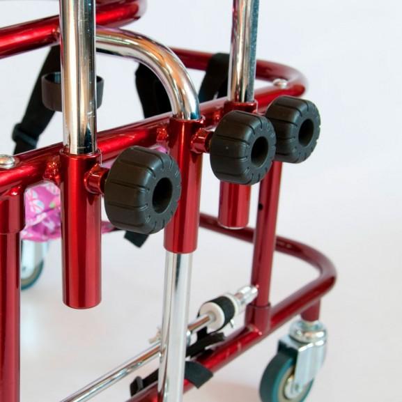 Опоры-ходунки ортопедические для детей больных ДЦП Мега-Оптим FS 966 Lh - фото №11