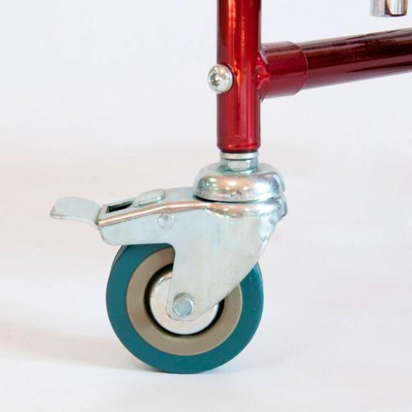 Опоры-ходунки ортопедические для детей больных ДЦП Мега-Оптим FS 966 Lh - фото №8