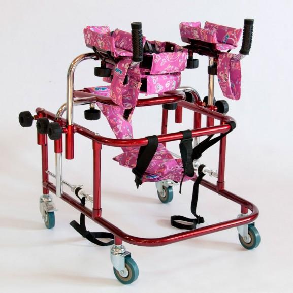 Опоры-ходунки ортопедические для детей больных ДЦП Мега-Оптим FS 966 Lh - фото №13