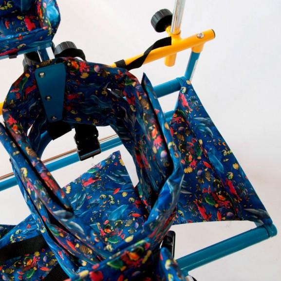 Опоры-ходунки ортопедические для детей больных ДЦП Мега-Оптим FS 966 Lh - фото №1