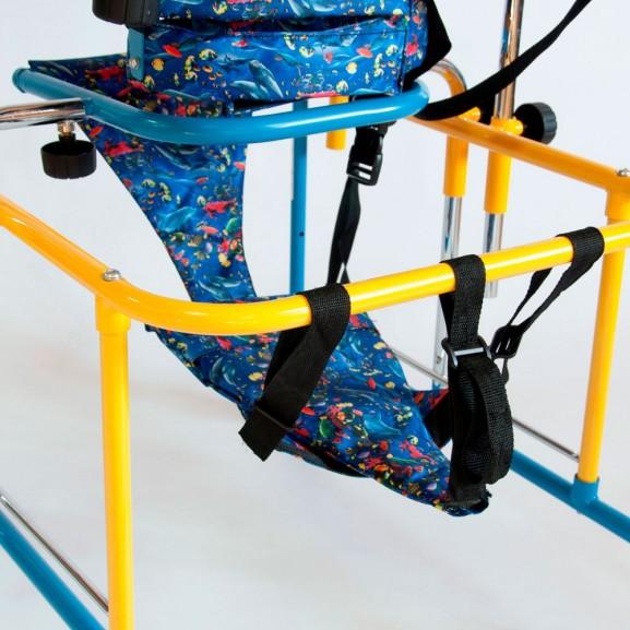 Опоры-ходунки ортопедические для детей больных ДЦП Мега-Оптим FS 966 Lh - фото №4