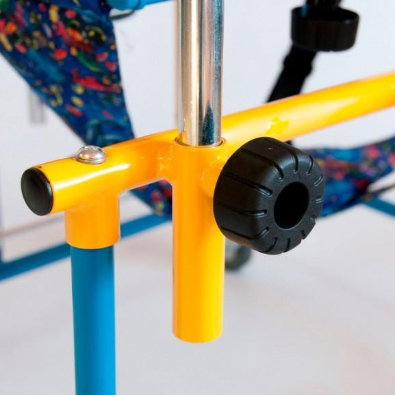 Опоры-ходунки ортопедические для детей больных ДЦП Мега-Оптим FS 966 Lh - фото №3