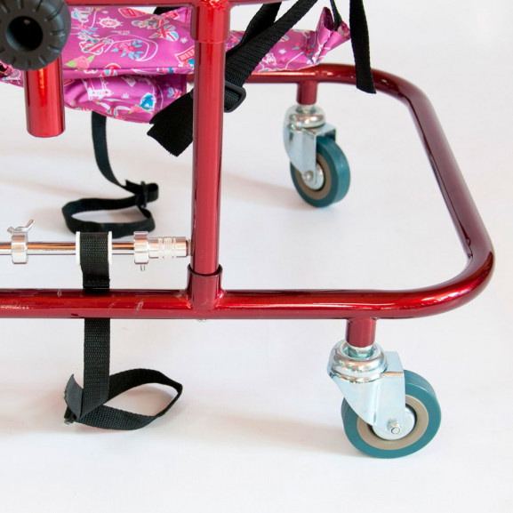 Опоры-ходунки ортопедические для детей больных ДЦП Мега-Оптим FS 966 Lh - фото №14