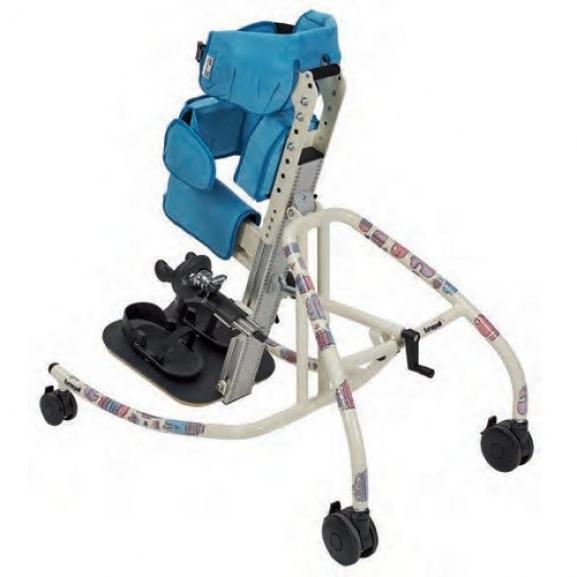 Вертикализатор для детей от 3 до 14 лет Fumagalli Robin - фото №4