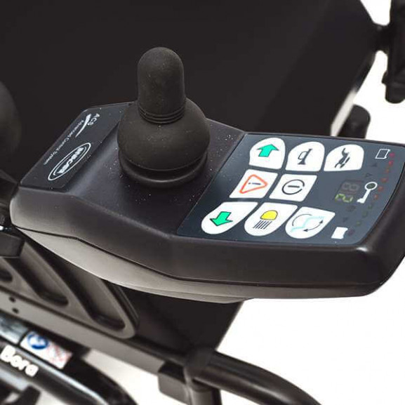 Электрическое кресло-коляска Invacare Bora - фото №5