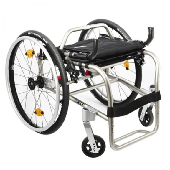 Кресло-коляска активная Invacare Rea XLT Swing - фото №2