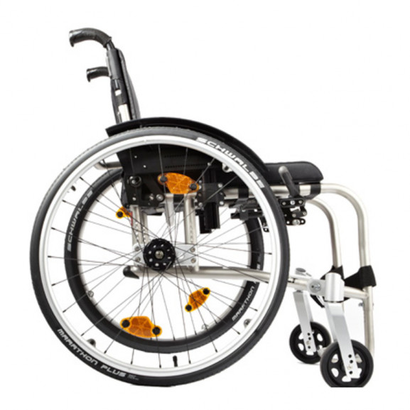 Кресло-коляска активная Invacare Rea XLT Swing - фото №3