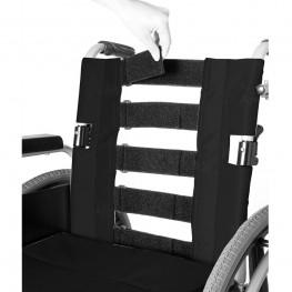 Регулируемое натяжение спинки и сиденья