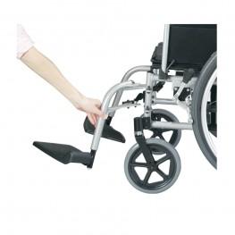 Съемная откидная подставка для ног