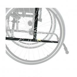 Регулируемая ось заднего колеса