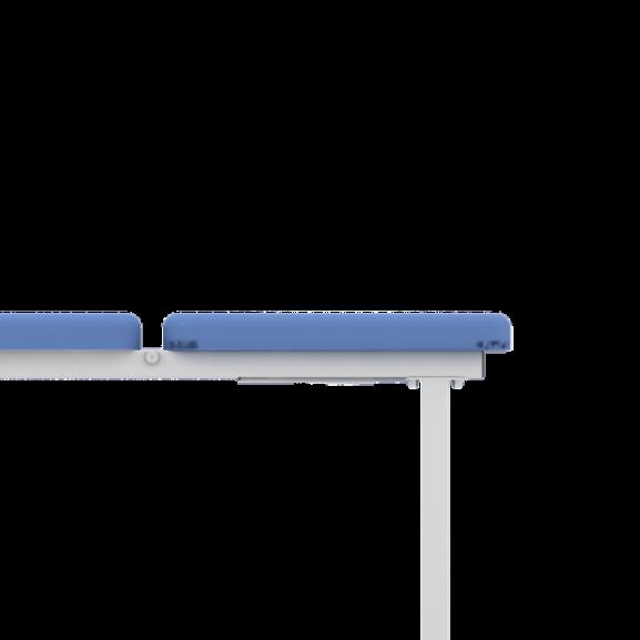 Кушетка смотровая (высота 75 см) Конмет Холдинг Сн-51.06.01 - фото №3