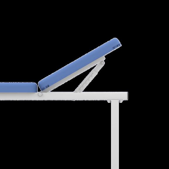 Кушетка смотровая (высота 75 см) Конмет Холдинг Сн-51.06.01 - фото №2