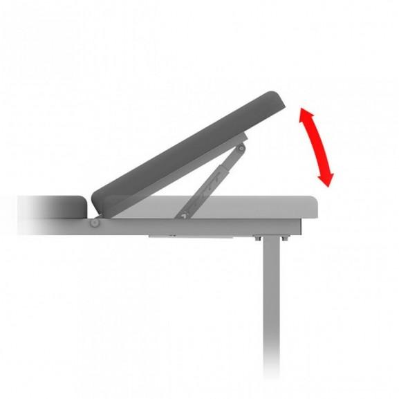 Кушетка смотровая (высота 75 см) Конмет Холдинг Сн-51.06.01 - фото №4
