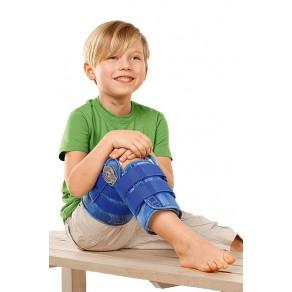 Ортез коленный регулируемый универсальный с возможностью ограничения движения medi Rom G180d