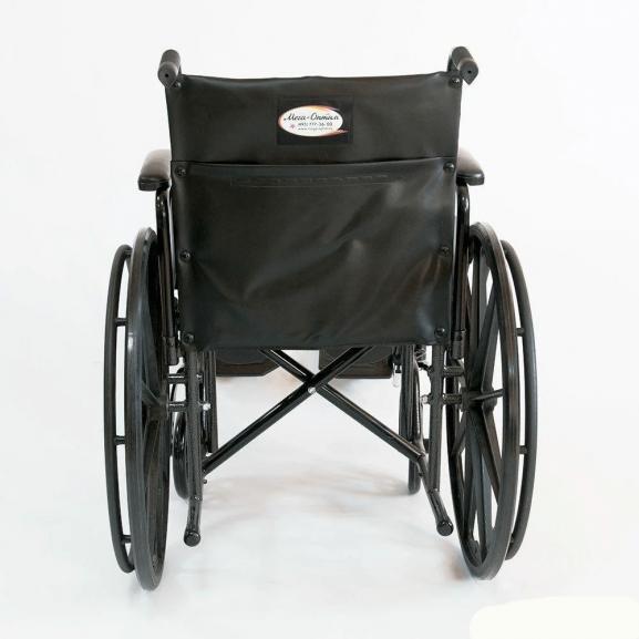 Кресло-коляска инвалидная Мега-Оптим 511b - фото №6