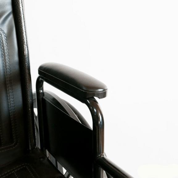 Кресло-коляска инвалидная Мега-Оптим 511b - фото №5