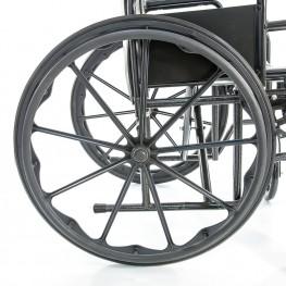 Задние колеса полиуретановые цельнолитые, регулируемые