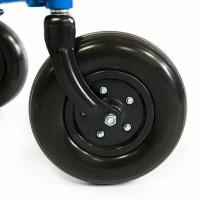 Литые передние колеса