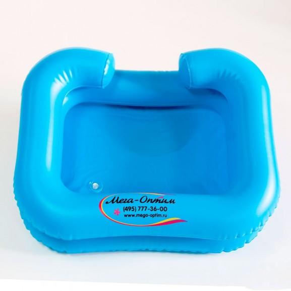 Ванночка надувная для мытья головы Мега-Оптим Bs-01 - фото №1