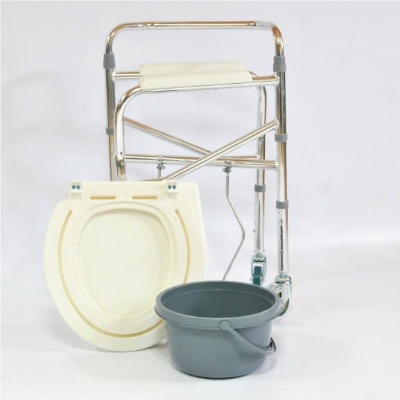 Санитарное приспособление для туалета Мега-Оптим FS 696 - фото №3
