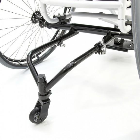 Кресло-коляска для игры в теннис Мега-Оптим Fs 785 L - фото №2