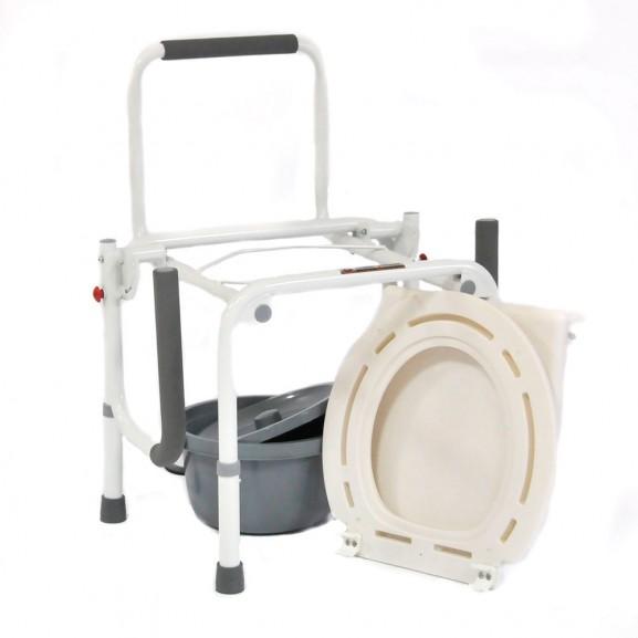 Санитарное приспособление для туалета Мега-Оптим FS 813 - фото №2