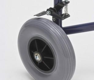 Три полиуретановых колеса