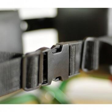 Стабилизатор спины с фиксирующим ремнем безопасности
