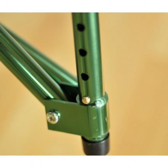 Опоры-ходунки ортопедические регулируемые по высоте на 4-х колесах Мега-Оптим Hmp-Ka 1200 - фото №4
