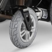Рулевые колеса с протектром