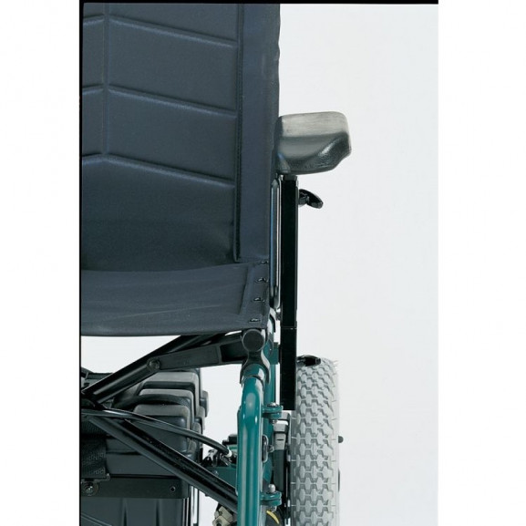 Кресло-коляска с электроприводом складная Meyra 9.500 Clou - фото №10