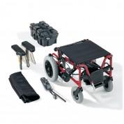 Разобранная для транспортировки коляска MEYRA 9.500 КЛОУ