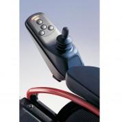 Блок управления с электромагнитным джойстиком