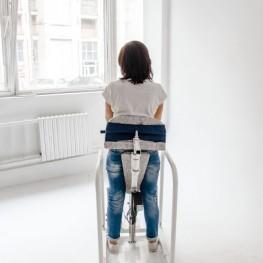 Компактные габариты позволяют проходить через дверные проемы