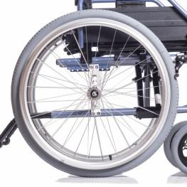 Колеса задние, регулируемые по вертикали и горизонтали