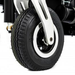 Пневматические передние колеса