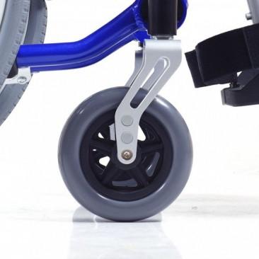 Колеса передние, регулируемые по высоте