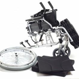 Сбалансированная быстроразборная кресло-коляска