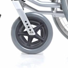 Колеса передние, быстросъемные, регулируемые по высоте