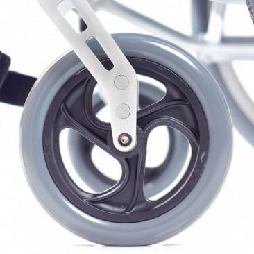 Колеса передние, регулируемые по вертикали