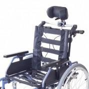 Спинка и сиденье оснащены ремнями с регулируемой жесткостью